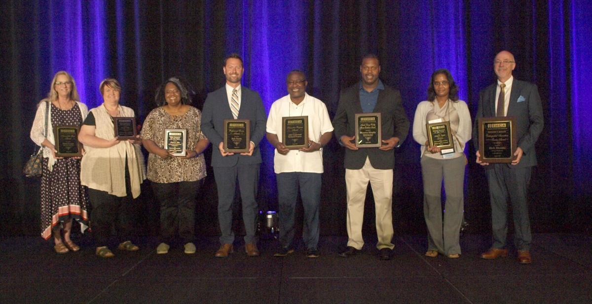 American Health Communities award recipients