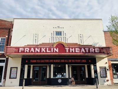 Franklin Theatre front