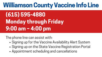 Vaccine Info Line 2021