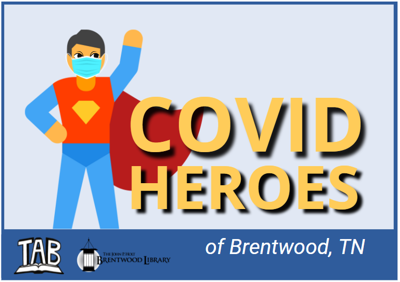 Brentwood Library Covid Heroes
