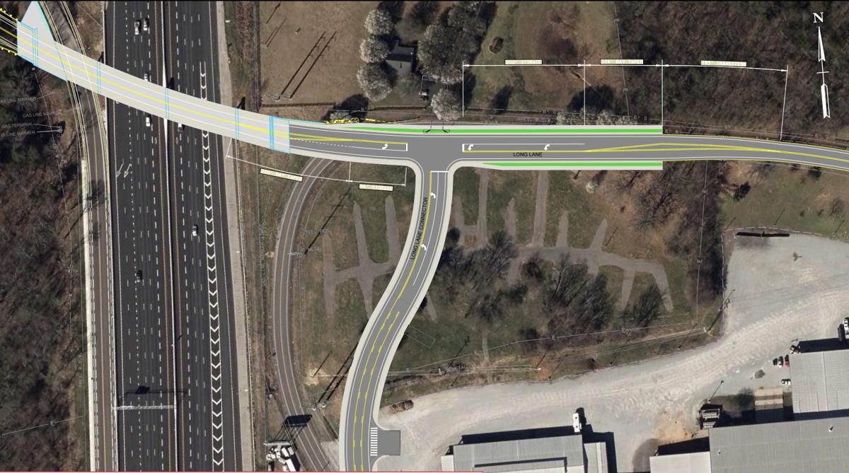 Long Lane Low-impact Option