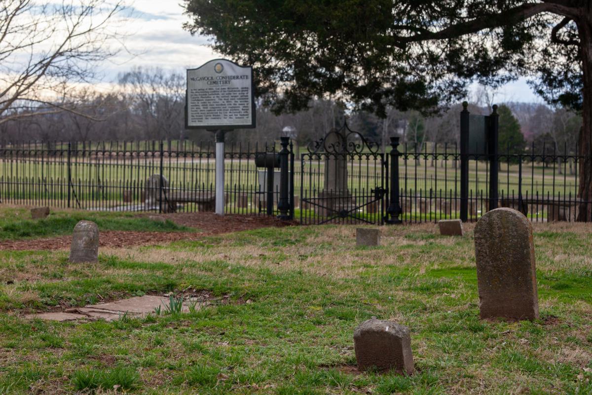 Slave Cemetery Carnton