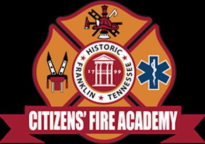 FFD Citizens' Fire Academy logo