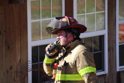Arrington Fire and Rescue Assistant Fire Chief Brad Kessler