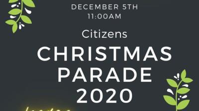 Citizens Christmas parade