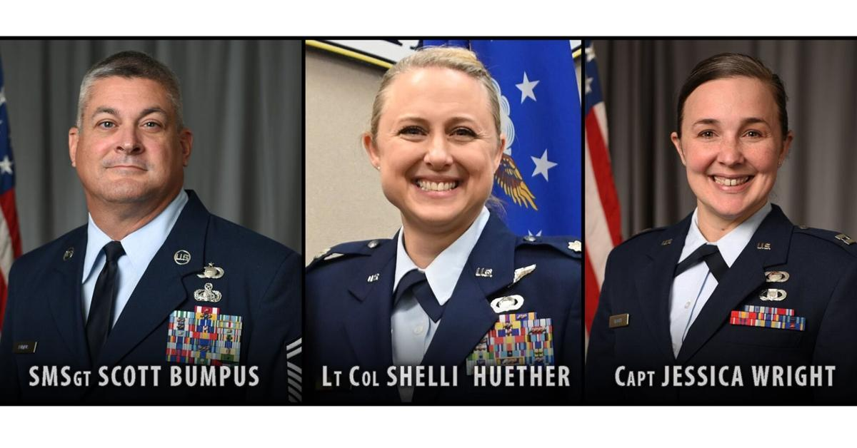 Tennessee Air National Guard plane crash victims