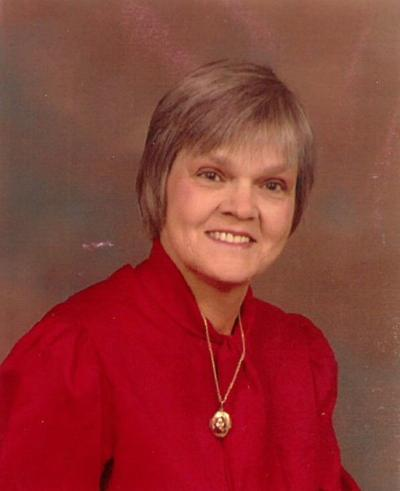 Betty Jo Stem Whaley obit