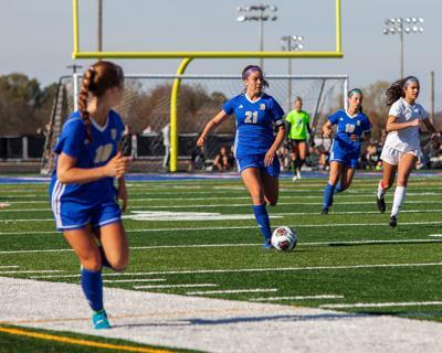 BHS girls soccer