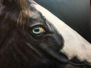 Cindy Billingsley painting