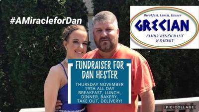Dan Hester fundraiser