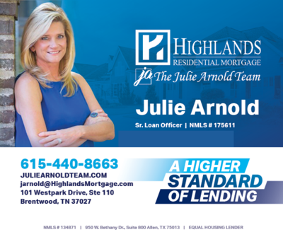Highlands Residential Mortgage 2021