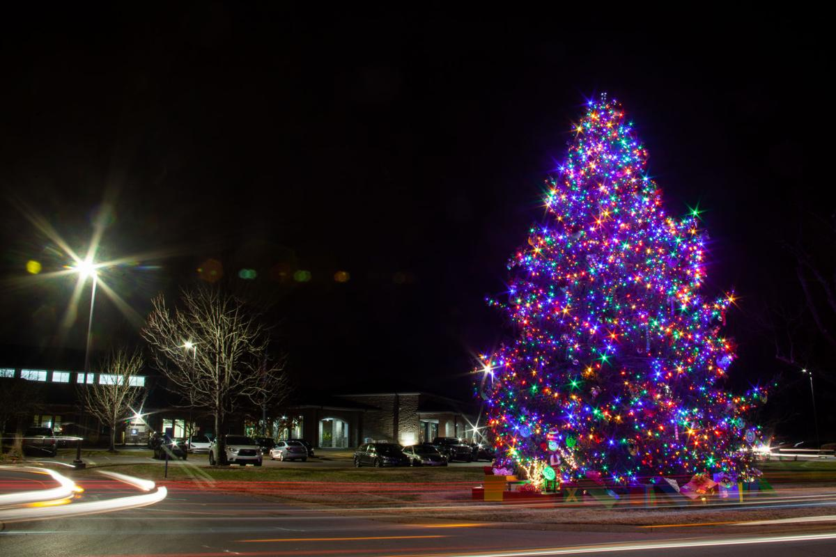 Brentwood Christmas Tree
