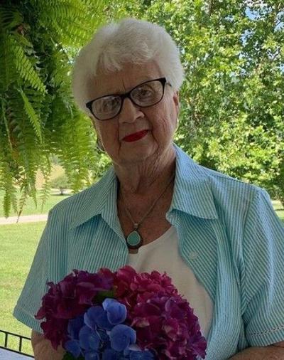 Peggy Foutch Webb Robinson obit