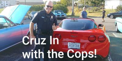 Cruz In with the Cops Nolensville