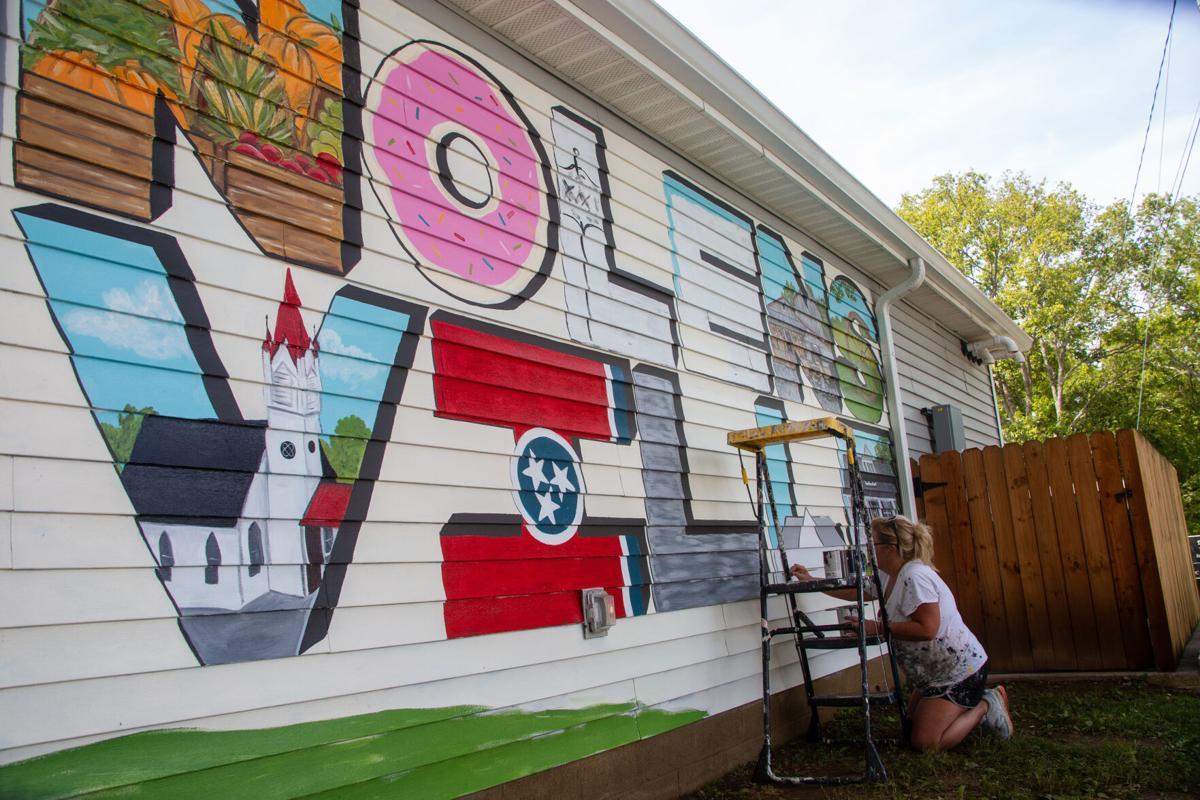 Nolensville Mural 2021 2