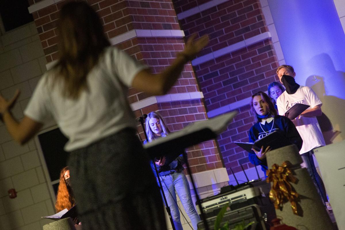 Nolensville High School Choir A Season to Remember concert 2020 1