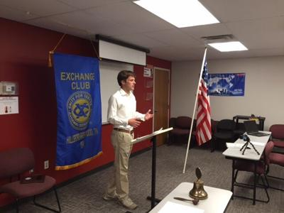 Hillsboro-Brentwood Exchange Club Mitchell Morrison Youth of the Year 2020