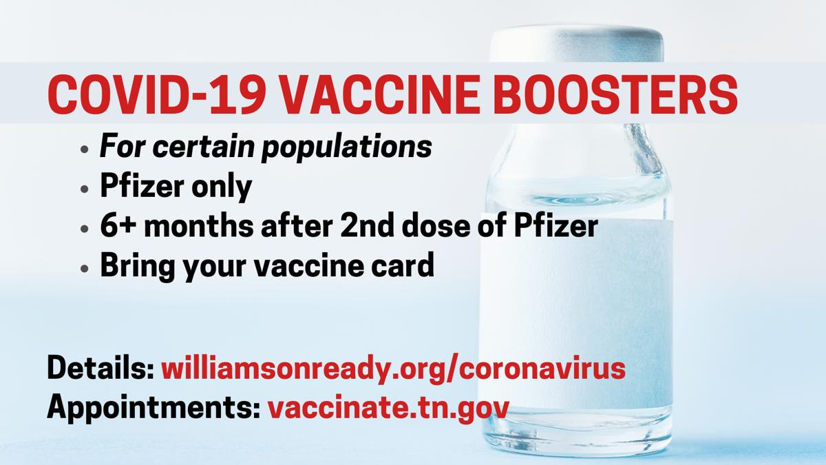COVID-19 vaccine booster Pfizer