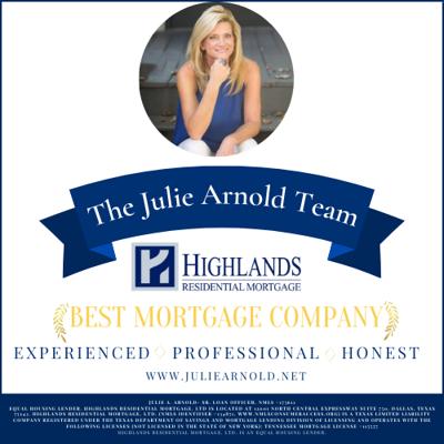 julie arnold highlands mortgage