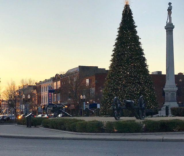 Franklin Square 2020