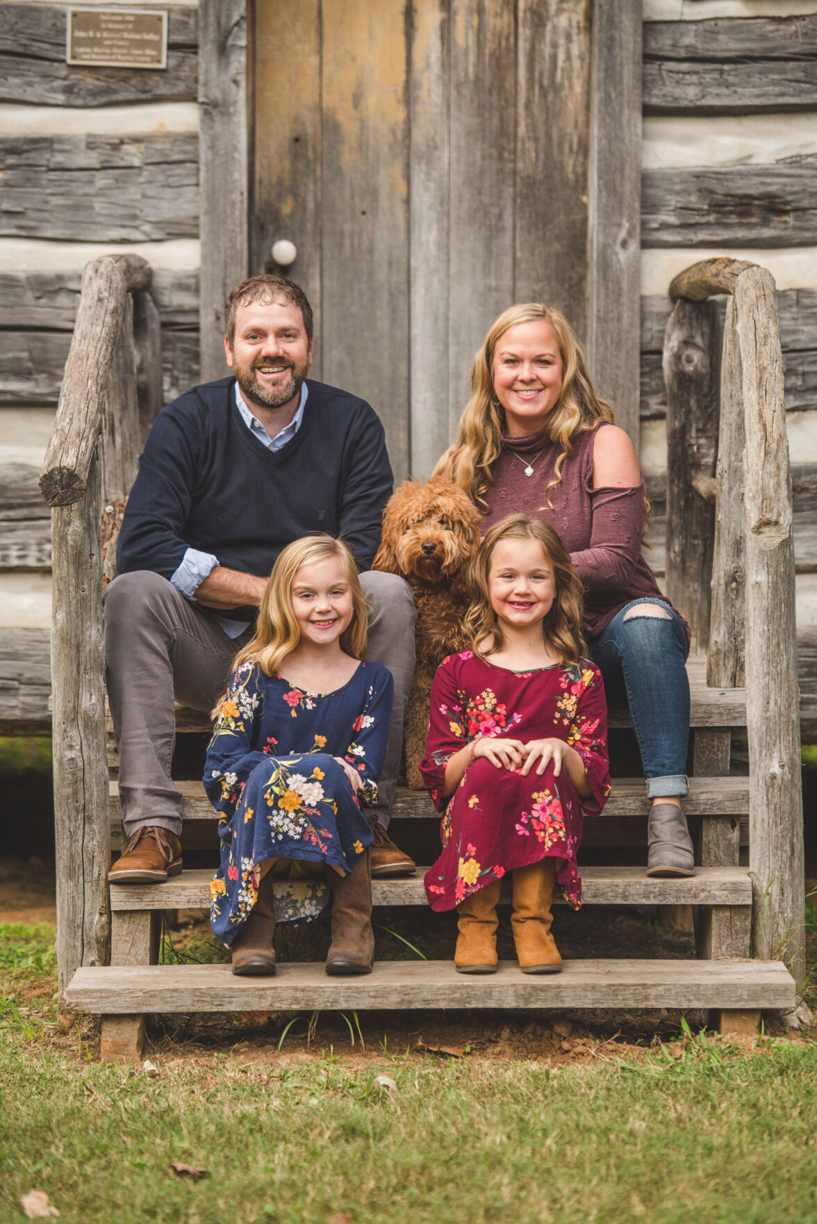 Brian Snyder family