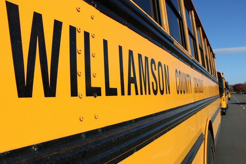 WCS school bus
