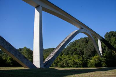 Natchez Trace Parkway Bridge 2019