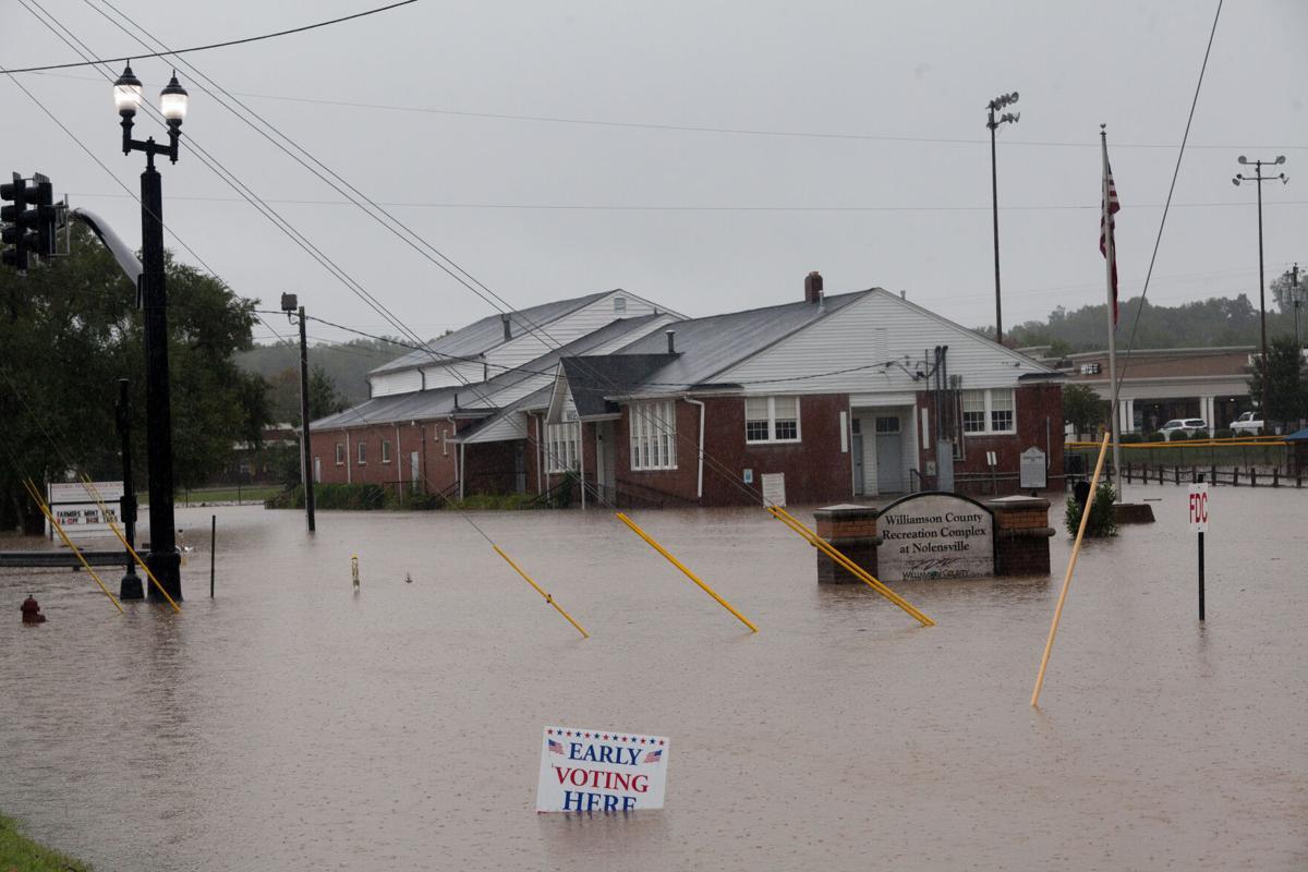 Nolensville flooding 091320