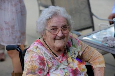 Betty Jean Reed Gillespie obit