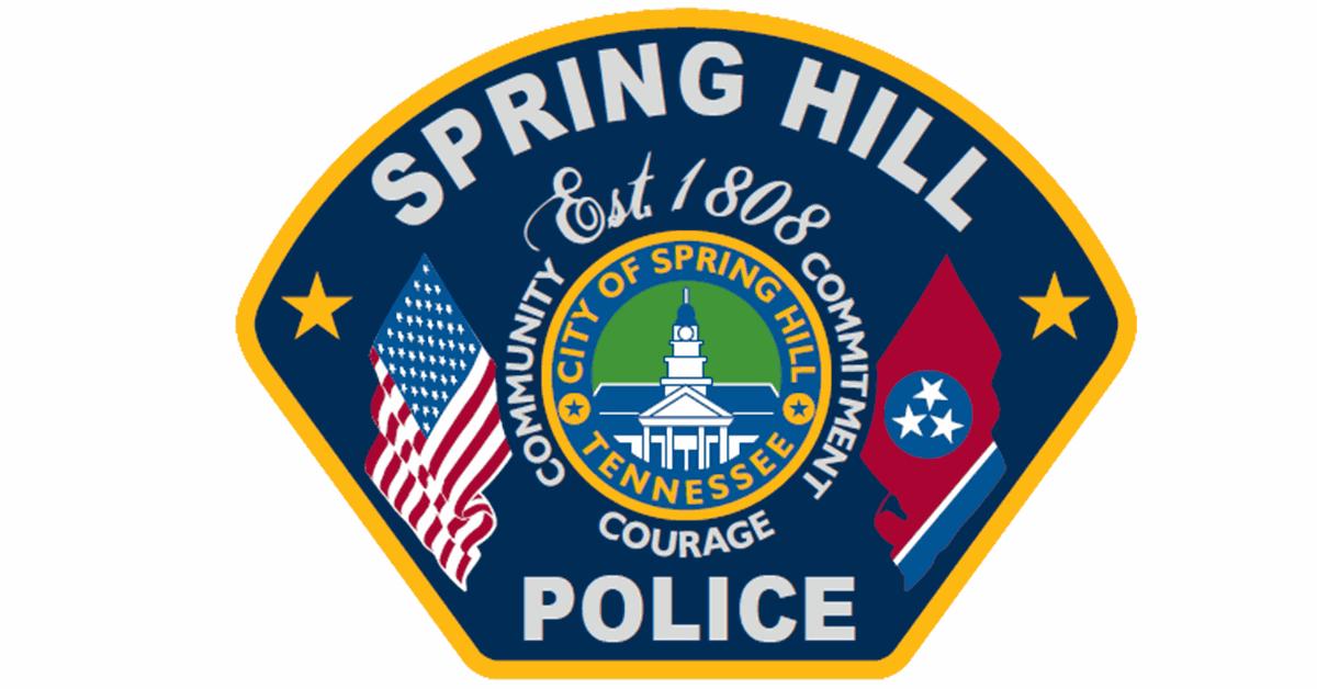 spring-hill-police-badge