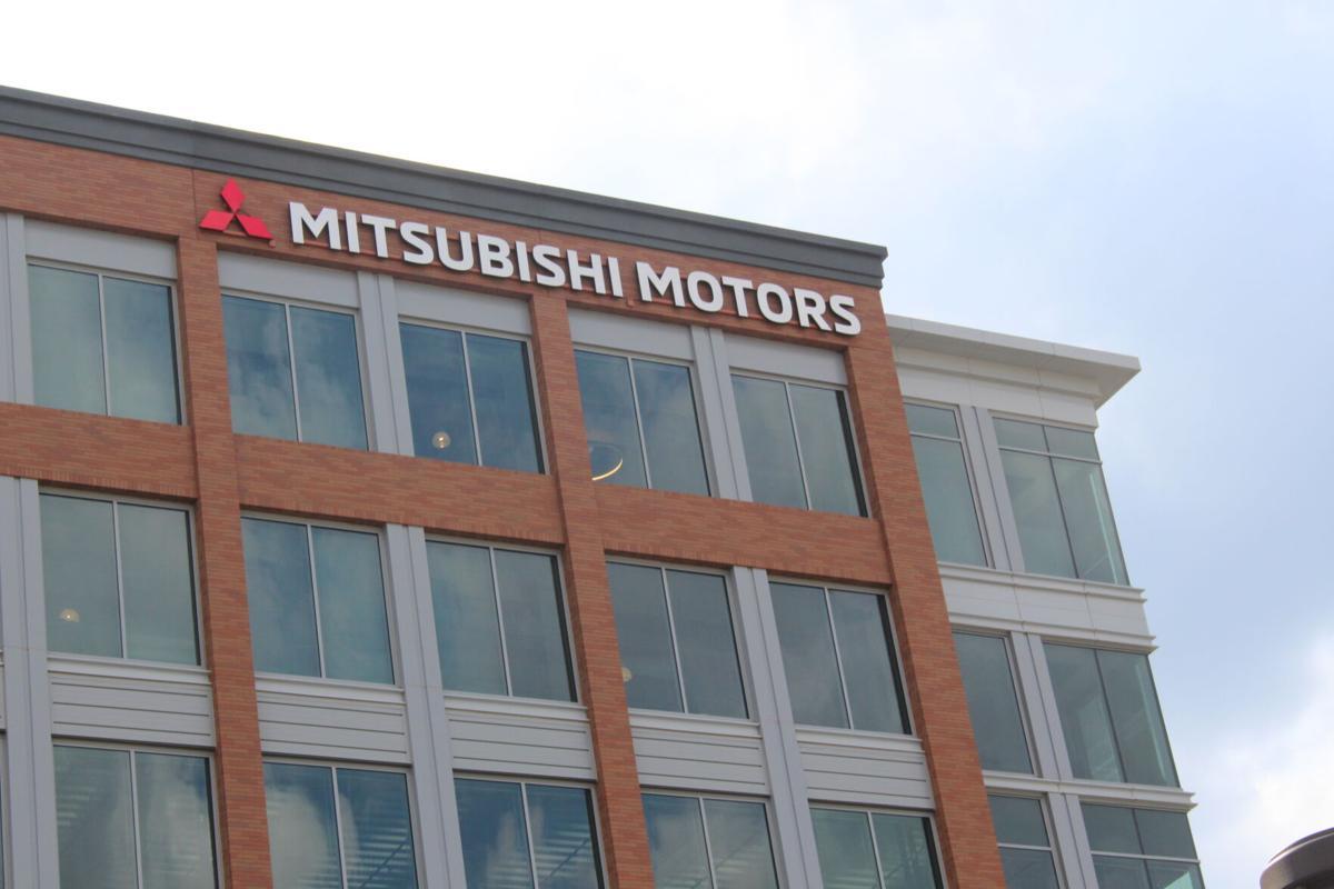 Mitsubishi Motors HQ at McEwen Northside