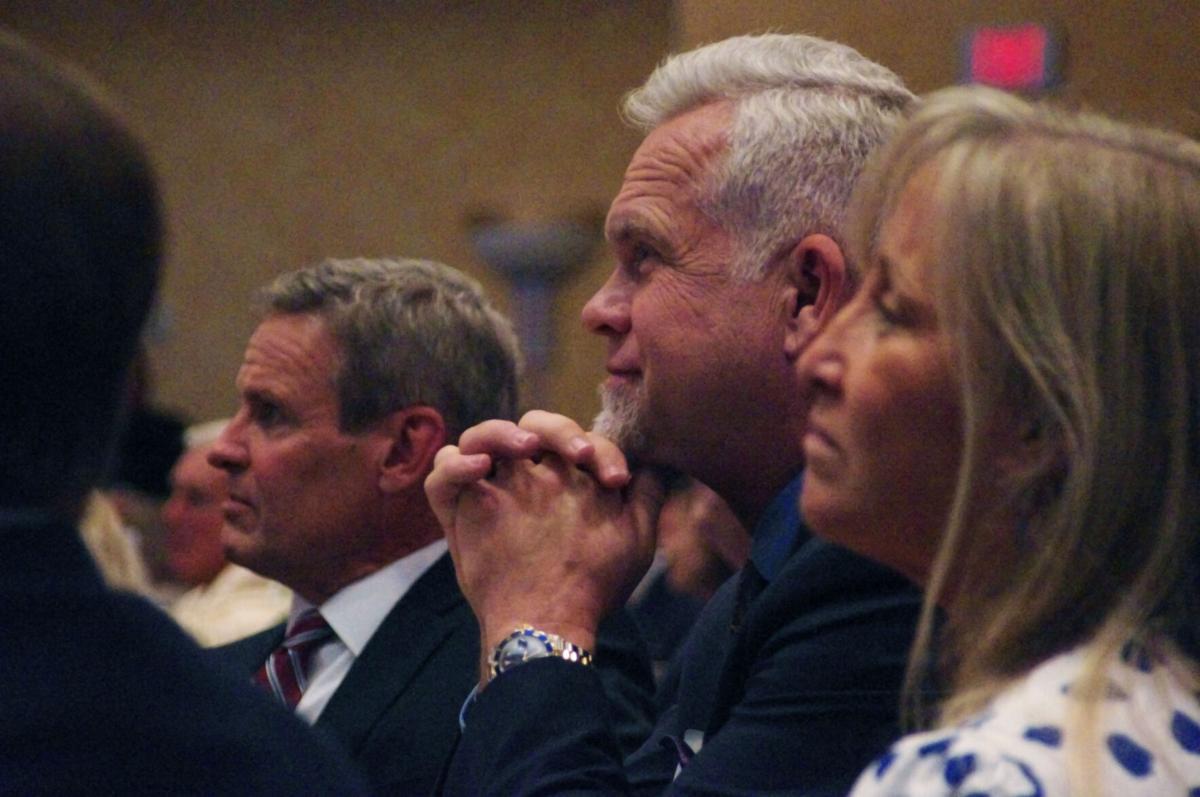 Steve Berger Williamson County GOP Event