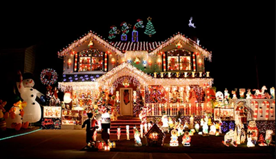 Merry and Bright Hometown Holiday Decorating Contest