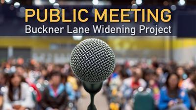 Public Meeting Buckner Lane