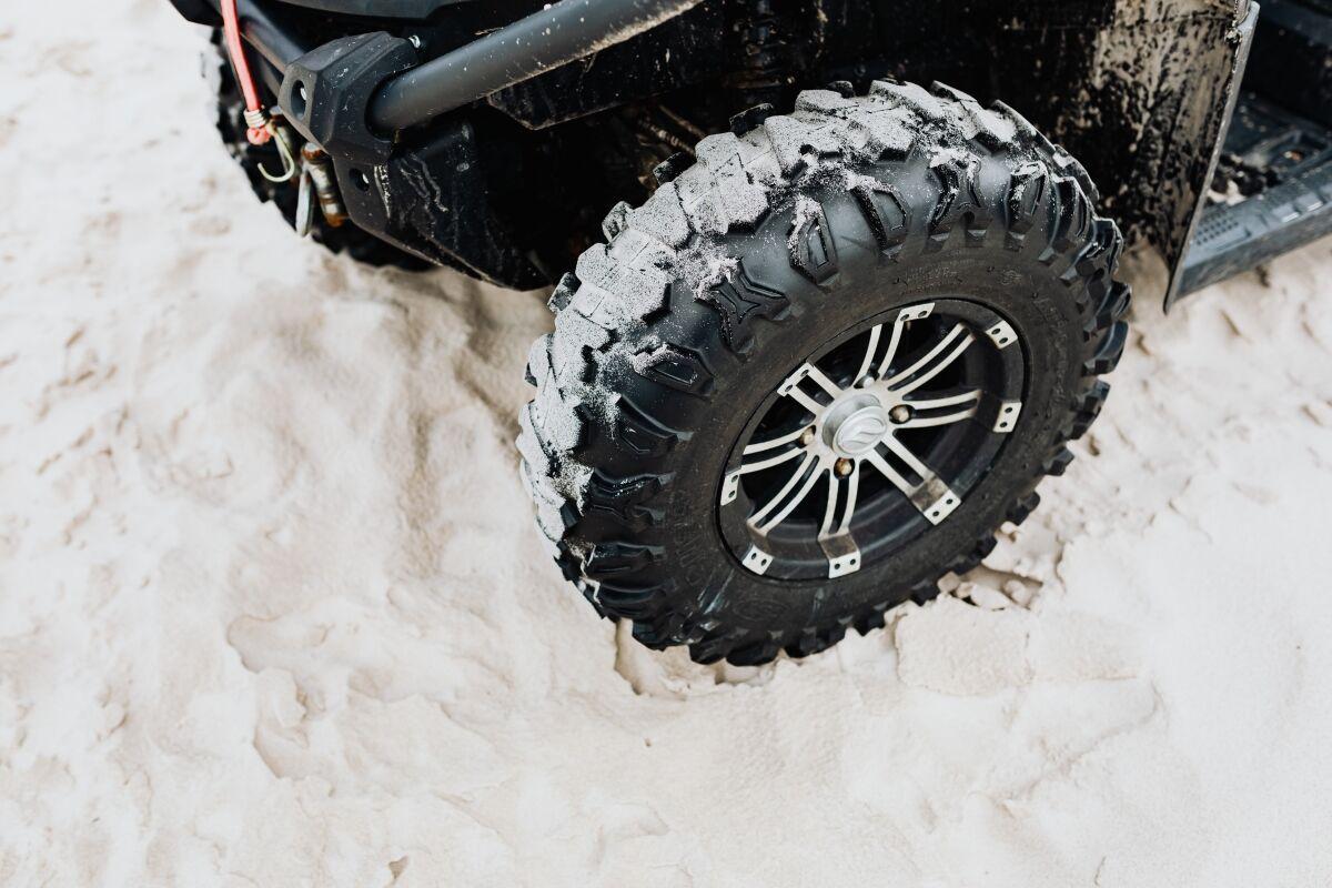 Jeep tire