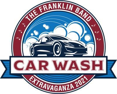Franklin Band car wash logo