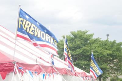 Fireworks Main Street