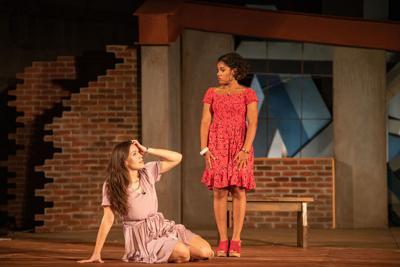 Twelfth Night stage