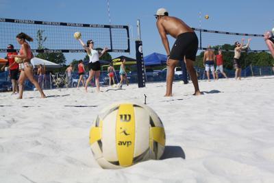 Volleyball Hyden Beach