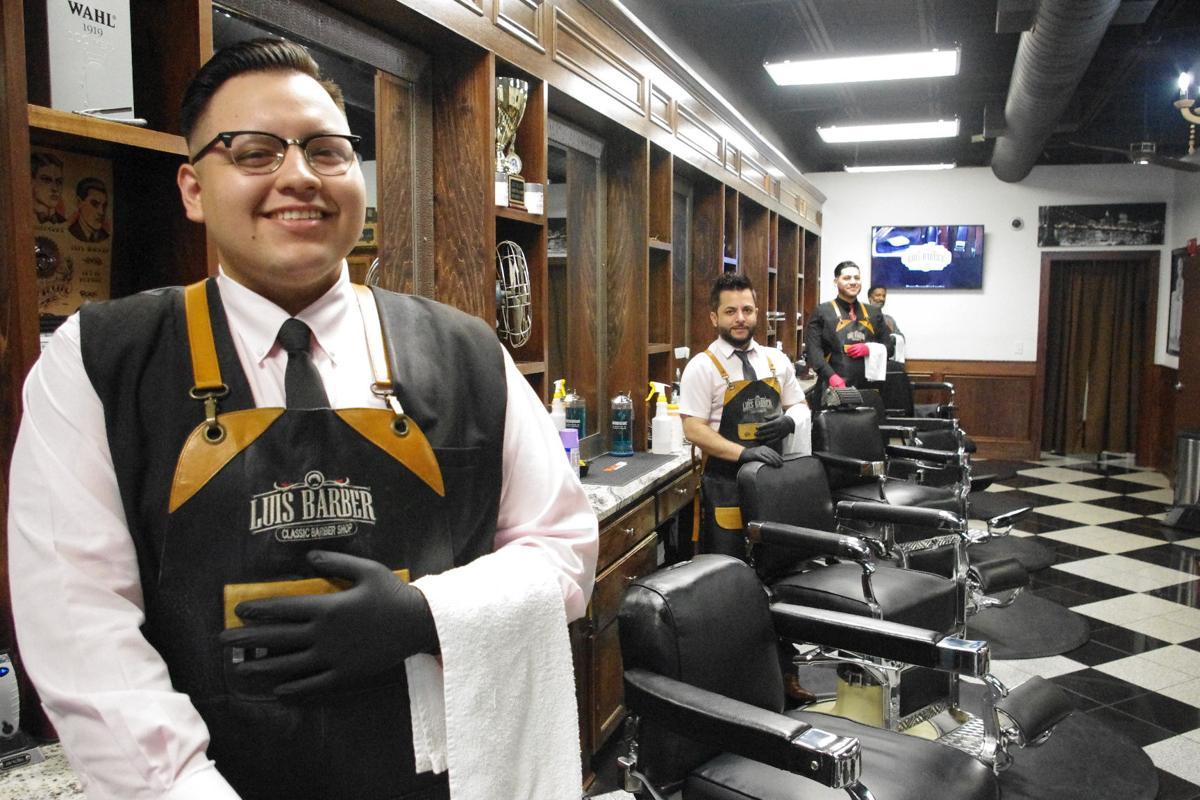 Luis Classic Barbershop Staff 2