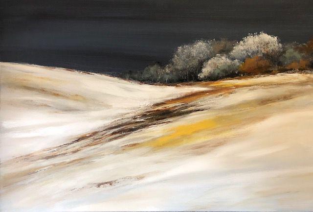 Geri Bridston painting