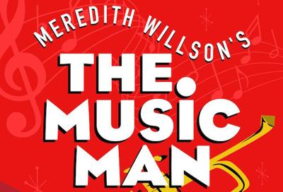 GCA Music Man poster