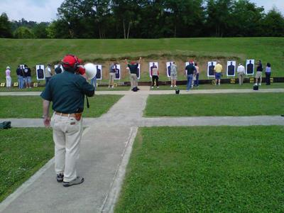 Williamson County Sheriff's Office handgun class