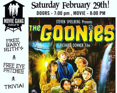 Movie Gang Goonies