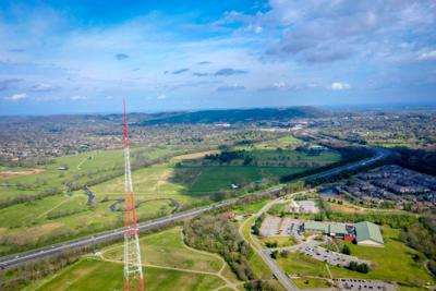 Brentwood-Aerial-Photo-looking-NW-from-WSM-tower