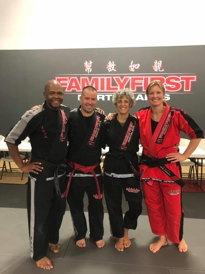 FF Martial Arts instructors