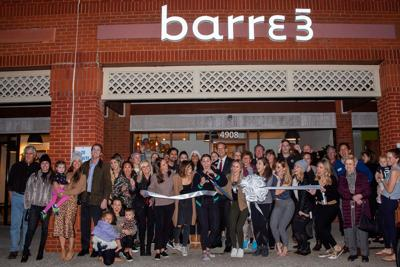 Barre3 Brentwood Ribbon Cutting