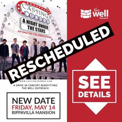 concert delayed