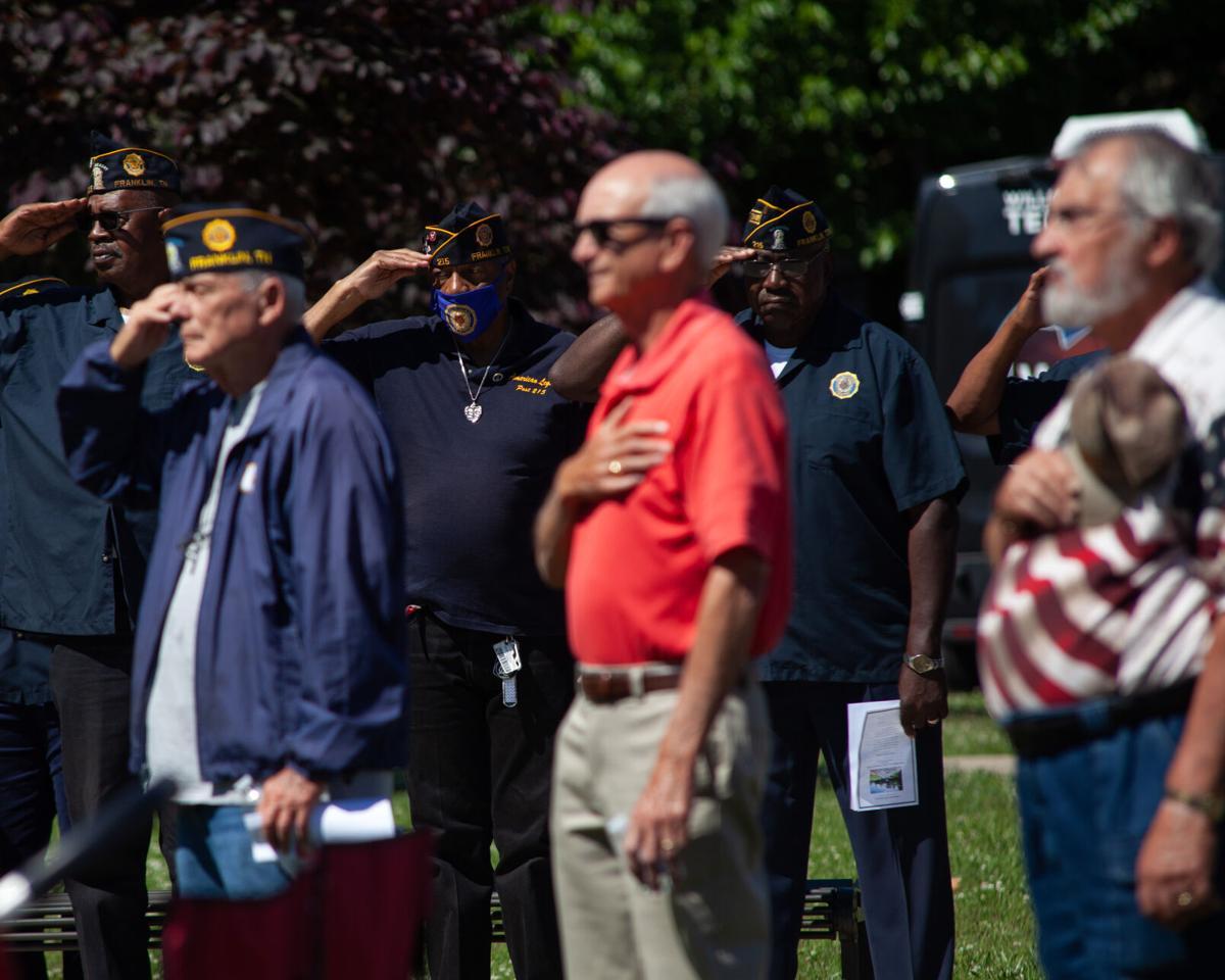 Franklin Memorial Day 2021 6