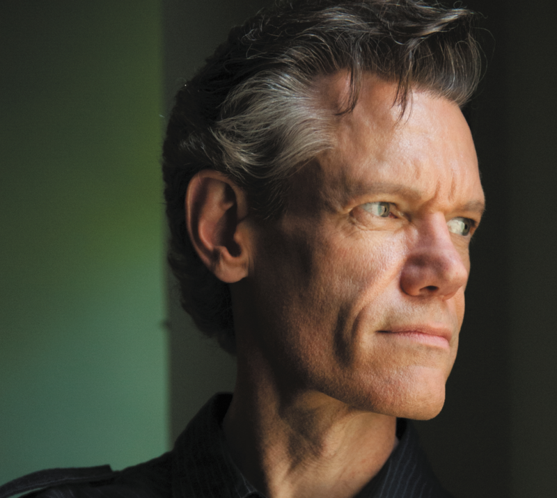 "Randy Travis  14 x 11/"" Photo Print"